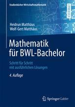 Mathematik für BWL-Bachelor