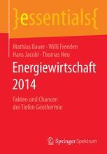 Energiewirtschaft 2014