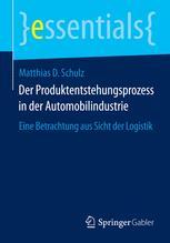 Der Produktentstehungsprozess in der Automobilindustrie