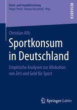 Sportkonsum in Deutschland