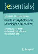 Handlungspsychologische Grundlagen des Coaching