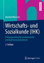 Wirtschafts- und Sozialkunde (IHK)