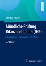 Mündliche Prüfung Bilanzbuchhalter (IHK)