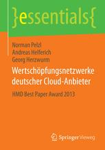 Wertschöpfungsnetzwerke deutscher Cloud-Anbieter