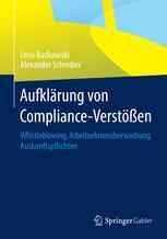 Aufklärung von Compliance-Verstößen