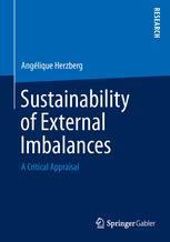 Sustainability of External Imbalances
