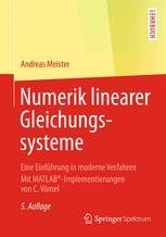 Numerik linearer Gleichungssysteme