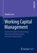 Working Capital Management