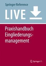 Praxishandbuch Eingliederungsmanagement