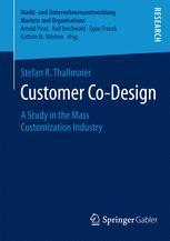 Customer Co-Design