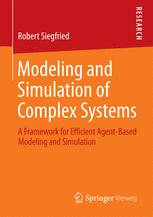 Modeling and Simulation of Complex Systems