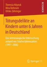 Tötungsdelikte an Kindern unter 6 Jahren in Deutschland