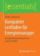 Kompakter Leitfaden für Energiemanager