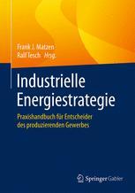 Industrielle Energiestrategie