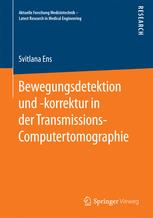 Bewegungsdetektion und -korrektur in der Transmissions-Computertomographie