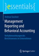 Management Reporting und Behavioral Accounting