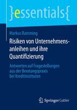 Risiken von Unternehmensanleihen und ihre Quantifizierung