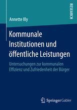 Kommunale Institutionen und öffentliche Leistungen