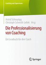 Die Professionalisierung von Coaching