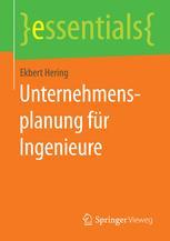 Unternehmensplanung für Ingenieure