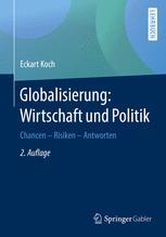 Globalisierung: Wirtschaft und Politik