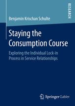 Staying the Consumption Course