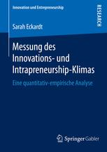 Messung des Innovations- und Intrapreneurship-Klimas