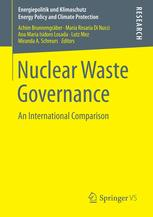 Comparative Perspectives on Nuclear Waste Governance