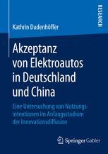 Akzeptanz von Elektroautos in Deutschland und China