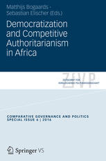Democratization and Competitive Authoritarianism in Africa