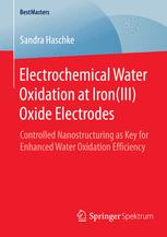 Electrochemical Water Oxidation at Iron(III) Oxide Electrodes