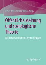 Öffentliche Meinung und soziologische Theorie