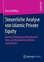 Steuerliche Analyse von Islamic Private Equity