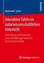 Interaktive Tafeln im naturwissenschaftlichen Unterricht