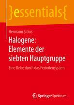 Halogene: Elemente der siebten Hauptgruppe