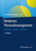 Modernes Personalmanagement