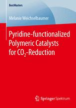 Pyridine-functionalized Polymeric Catalysts for CO2-Reduction