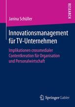Innovationsmanagement für TV-Unternehmen