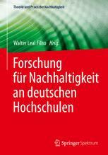 Forschung für Nachhaltigkeit an deutschen Hochschulen