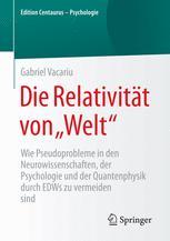 """Die Relativität von """"Welt"""""""