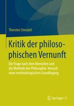 Kritik der philosophischen Vernunft