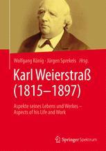 Karl Weierstraß (1815–1897)