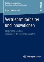 Vertriebsmitarbeiter und Innovationen