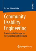 Community Usability Engineering