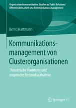 Kommunikationsmanagement von Clusterorganisationen
