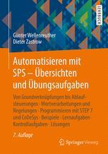 SPS-System, Grundverknüpfungen, Bausteintypen, Variablendeklaration, Darstellung der Variablen