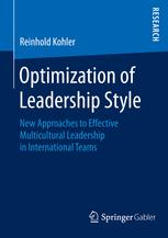 Optimization of Leadership Style by Reinhold Kohler