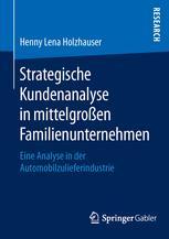 Strategische Kundenanalyse in mittelgroßen Familienunternehmen