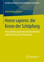 Homo sapiens: die Krone der Schöpfung
