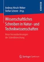 Wissenschaftliches Schreiben in Natur- und Technikwissenschaften